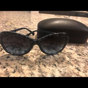 Accessories - Blue Dolce and Gabana sunglasses